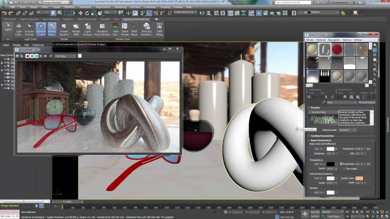 Autodesk 3DS MAX Crack With Product Key Free Download [Latest]