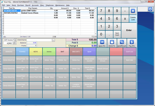 Retail Man POS 2.7.5.7 With Crack Full Version 2021[Latest]