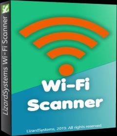 LizardSystems Wi-Fi Scanner 21.02 With Crack Latest