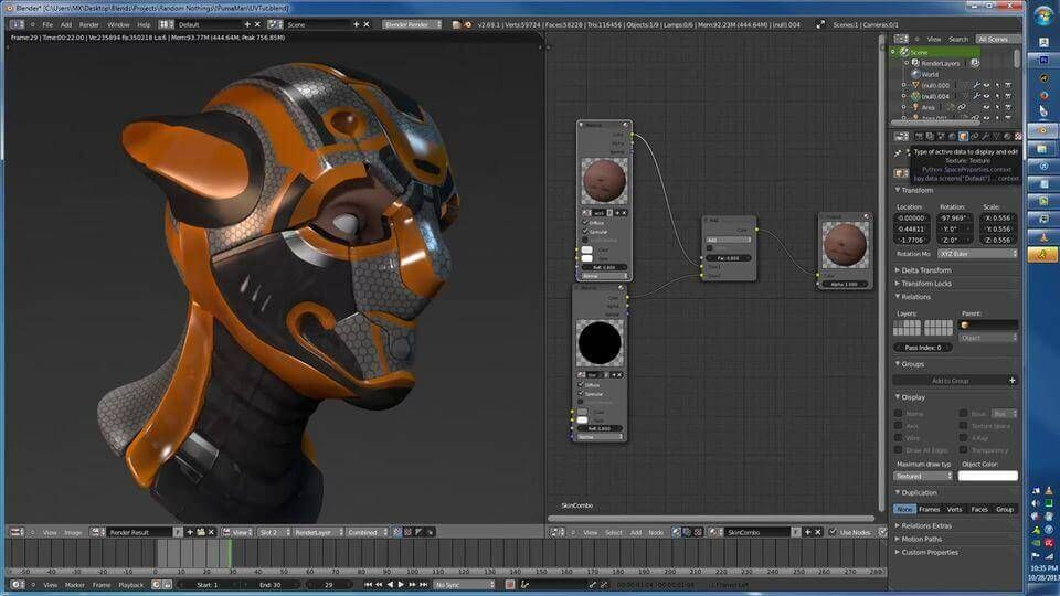 Blender Pro 2.92.0 Crack With Activation Code Latest