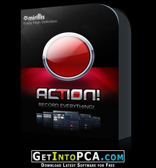 Mirillis Action 4.18.1 Crack With Serial Key Latest 2021 Free